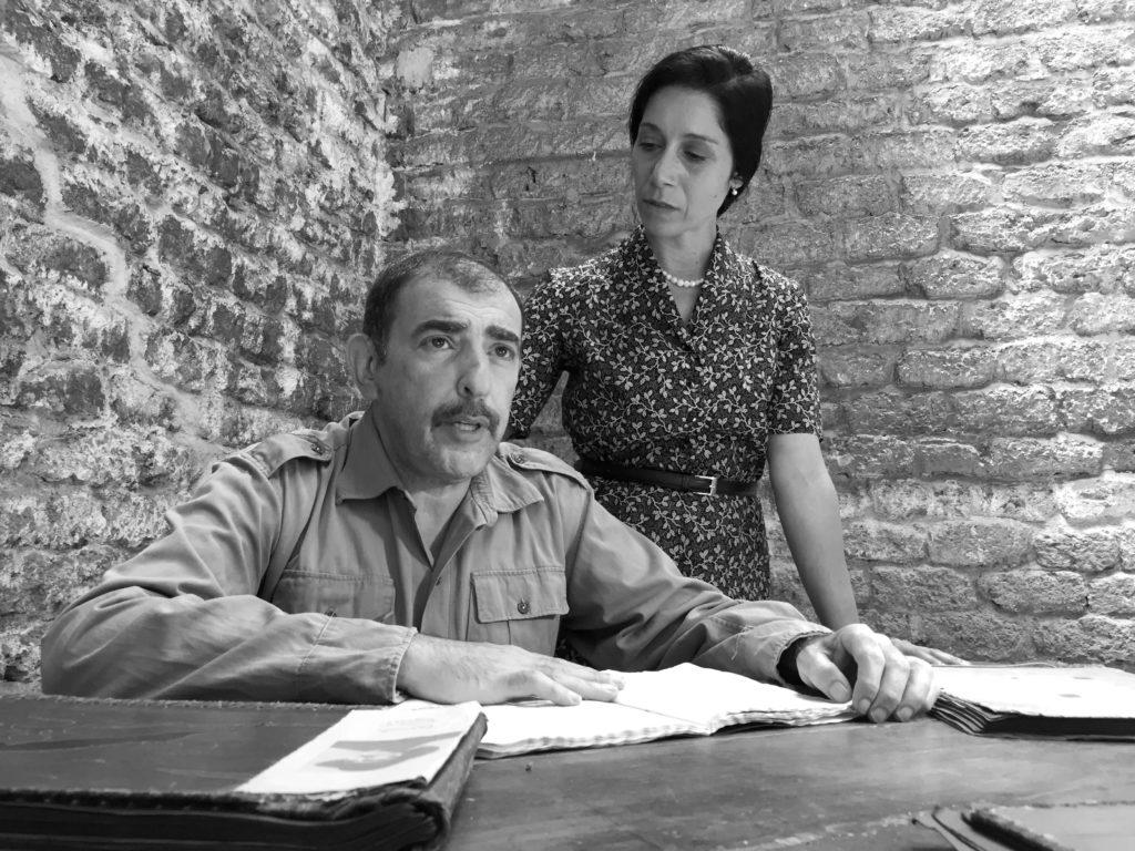 Carmelo e Netty, il film dell'amore spezzato dalla guerra