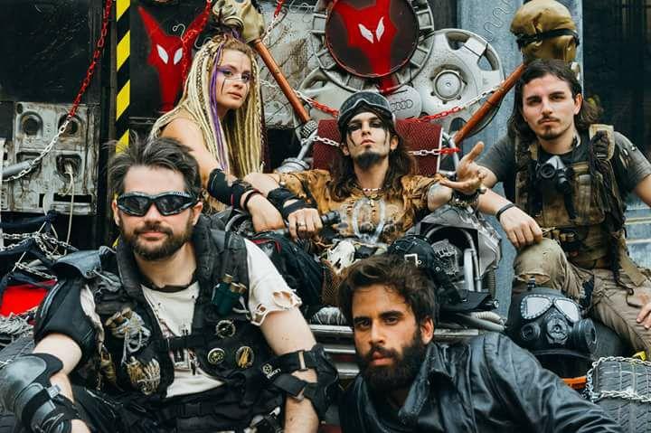 Gioco di ruolo live, in Sicilia draghi e futuri distopici