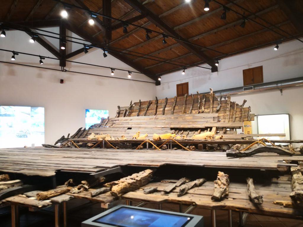 Il gioiello di Marausa: la nave romana unica al mondo