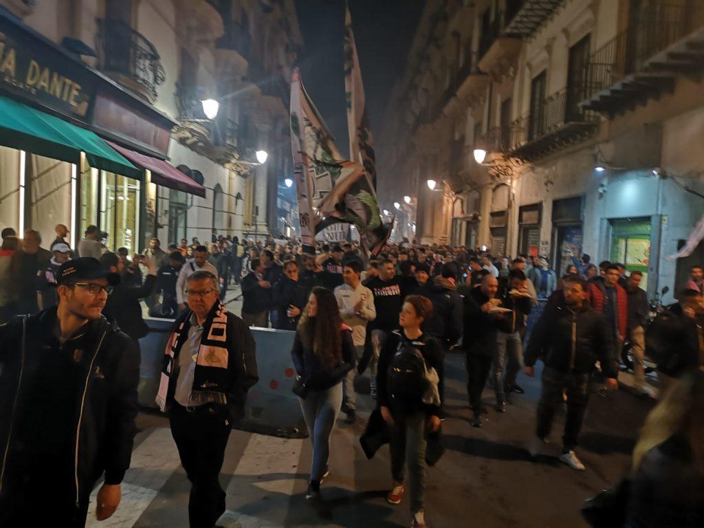 Palermo in C: vogliamo una giustizia giusta