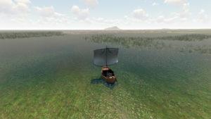 Imbarcazione romana