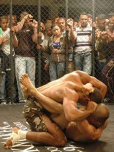 Vale tudo - pre MMA