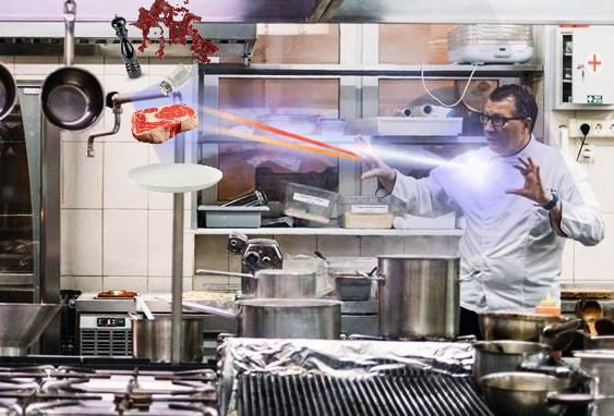 Gaetano Sgroi, uno chef tra le stelle