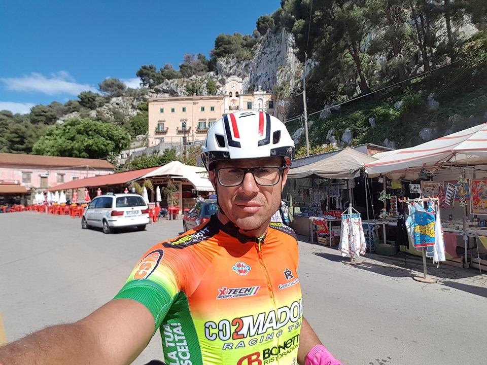 Gallì, il re dell'acchianata: 26 volte consecutive in bici dalla Santuzza