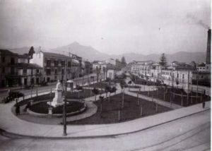Palermo di una volta - Piazza Camporeale