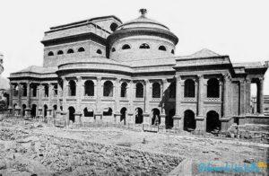 Palermo di una volta - Teatro Massimo
