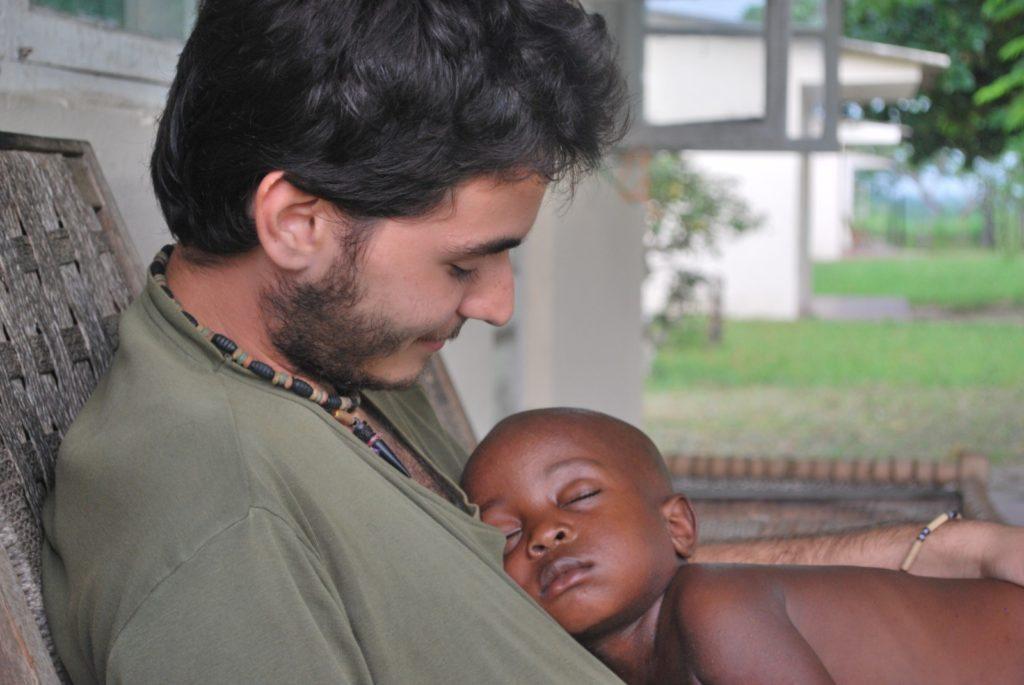 Prendere due volte la malaria in Africa ed essere felice