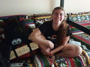 A Lampedusa senza soldi e in autostop il viaggio possibile di Barbara