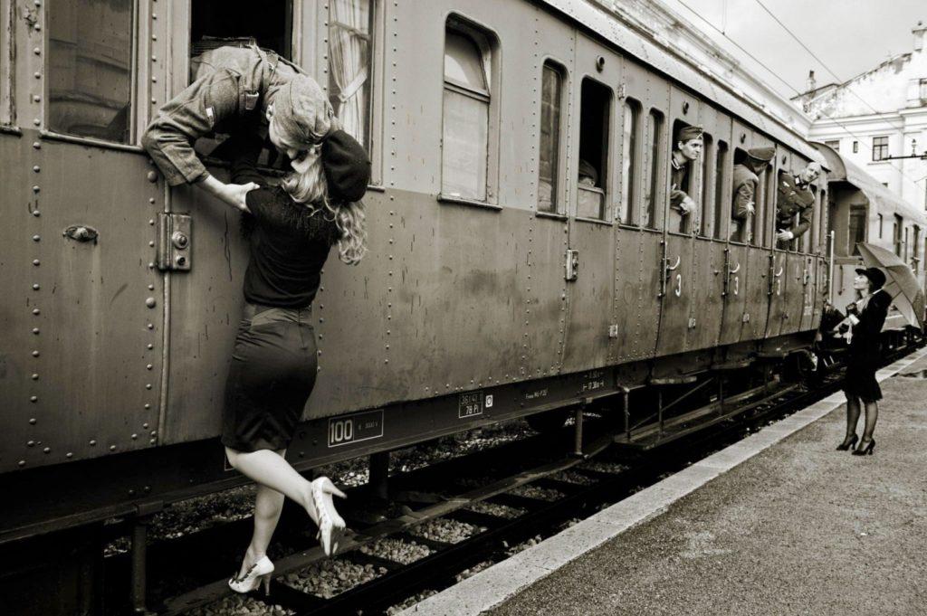 Il primo amore e il treno della domenica