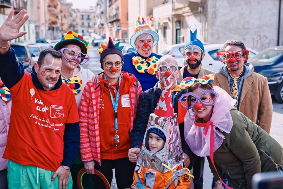 A Palermo la vita è tutta un circo
