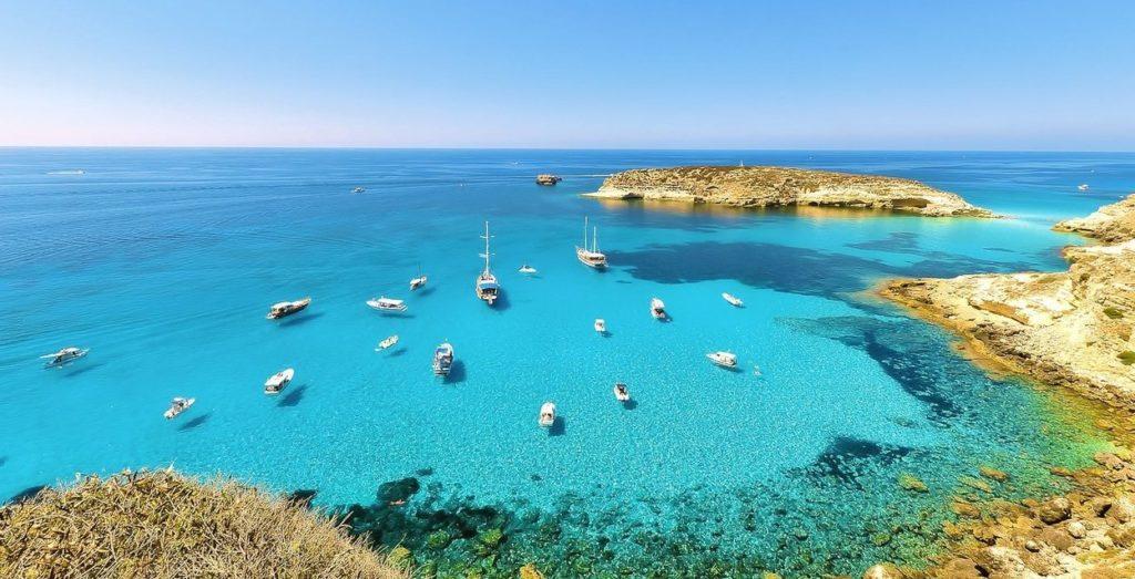 Lampedusa e Linosa, addio alle sigarette