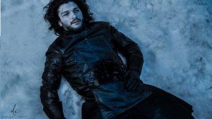 Jon Snow Giammarco Buccellato