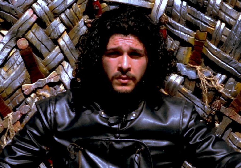 Sapevi che Jon Snow è siciliano e si chiama Giammarco?