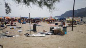 mondello spiaggia