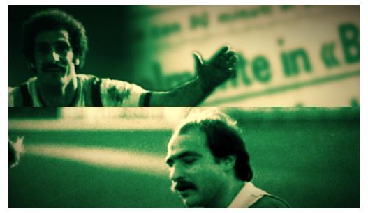 Quel ritiro del Palermo con Chimenti e Montenegro