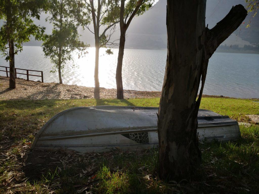 Il lago di Rosamarina: ecco come imitare Henry Fonda