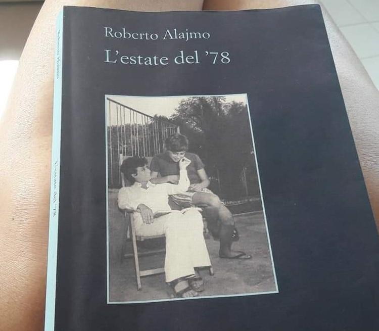 Roberto Alajmo, se ti incontro per strada ti abbraccio