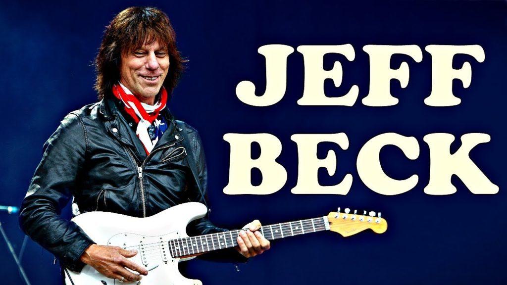 Jeff Beck e la dedica agli innamorati che soffrono