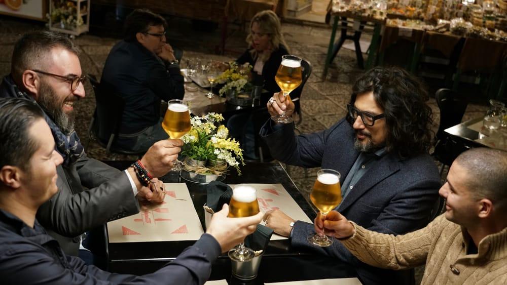 I 4 ristoranti a Palermo: sarà Davide il re dello street food?
