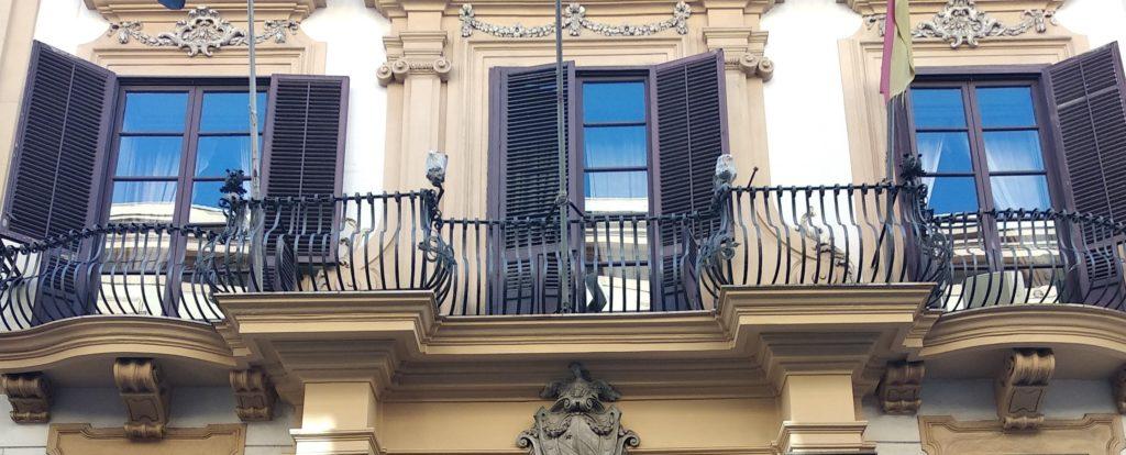 Don Placido, il crudele padrone di Palazzo Comitini