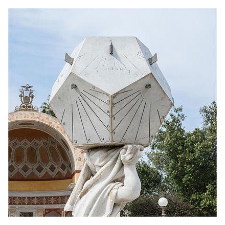 Villa Giulia, il dodecaedro e gli insegnamenti di Platone