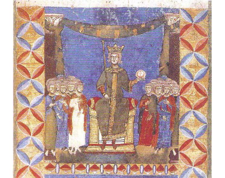 E Federico II si salvò dai monelli: ecco la versione di Pina