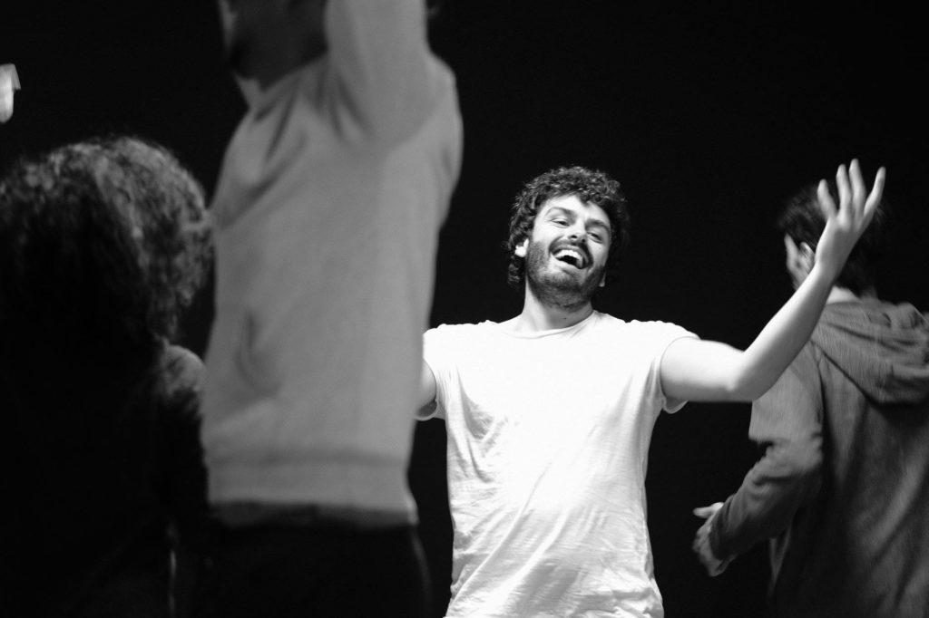 Dalla toga al palco, per Alessandro la vita è tutta un divenire