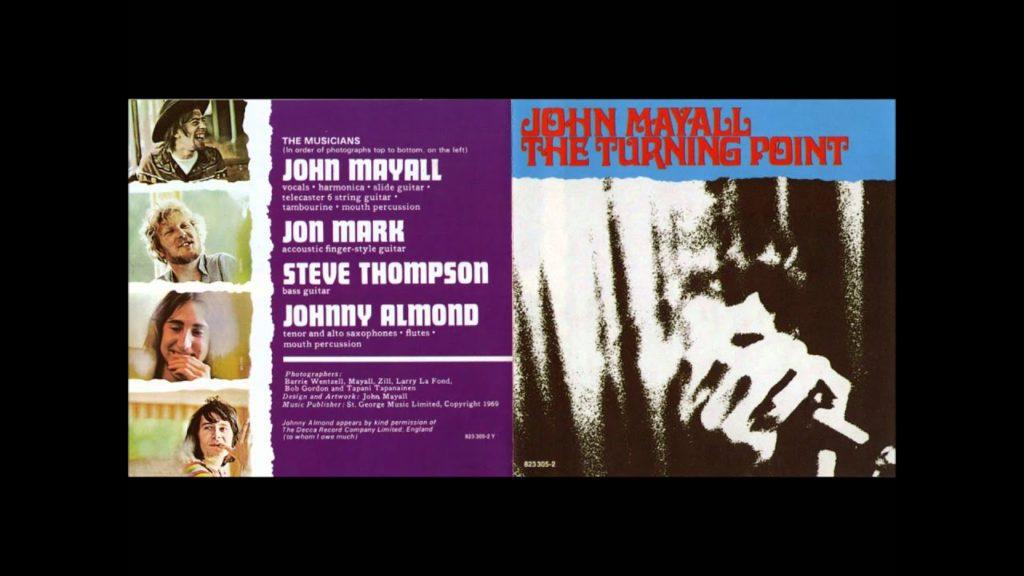 The turning point, ecco il capolavoro di John Mayall