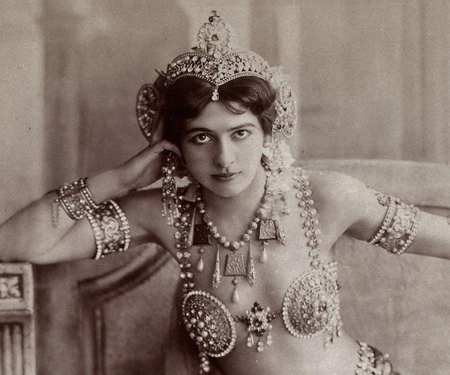 Quella volta che Mata Hari si esibì a Palermo