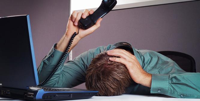 Una telefonata ti stona la vita