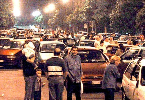 Quel terremoto che doveva sbriciolare Palermo: era il 2002