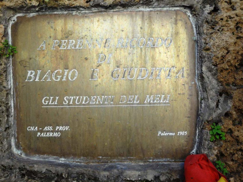 Biagio e Giuditta vittime di una guerra non voluta