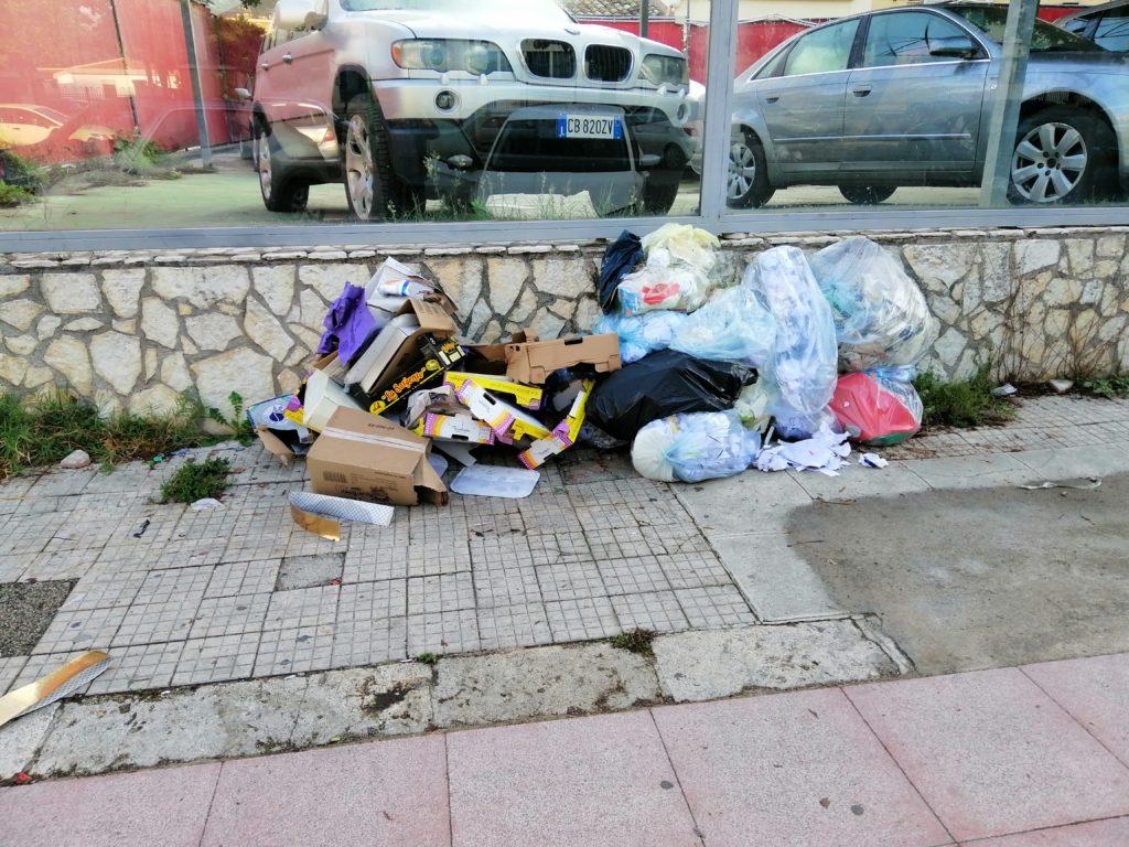 Palermo e il mistero dei rifiuti del giovedì