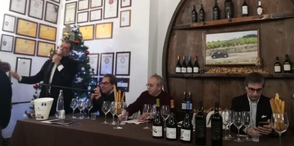 """Stefano Caruso: """"Il 2020 fortunato del vino di Sicilia"""""""