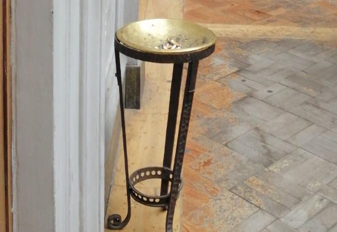 Gelarda&Anello, squadra antifumo a Palazzo delle Aquile