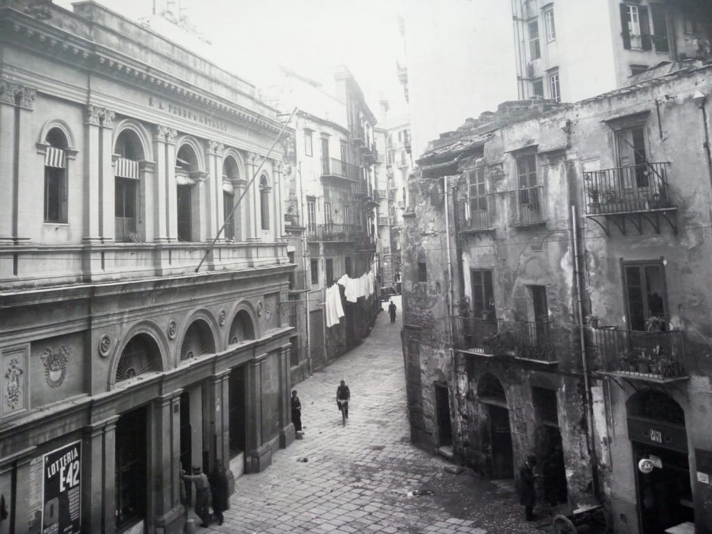 La musica insistente del passato: Palermo ai tempi del Coronavirus