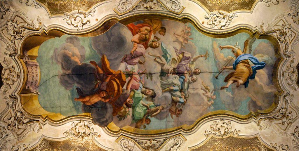 Il Trionfo di Palermo, ecco il capolavoro di D'anna